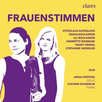 Cover Frauenstimmen