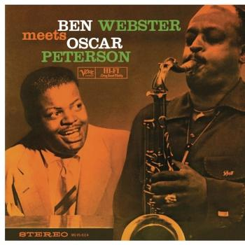 Cover Ben Webster Meets Oscar Peterson (Remastered)