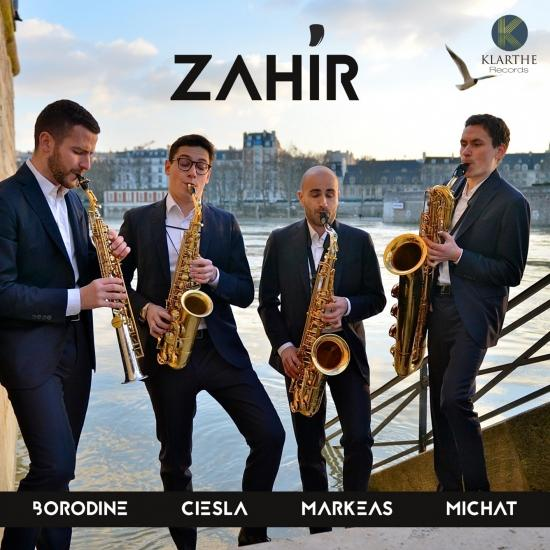 Cover Zahir