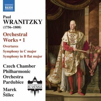 Cover Wranitzky: Orchestral Works, Vol. 1