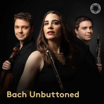 Cover Bach Unbuttoned