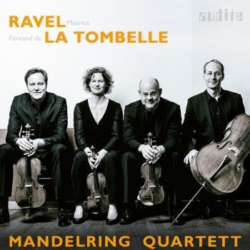 Cover Ravel & La Tombelle: String Quartets