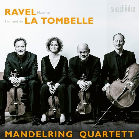 Cover Ravel & La Tombelle: String Quartets