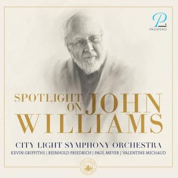 Cover Spotlight On John Williams