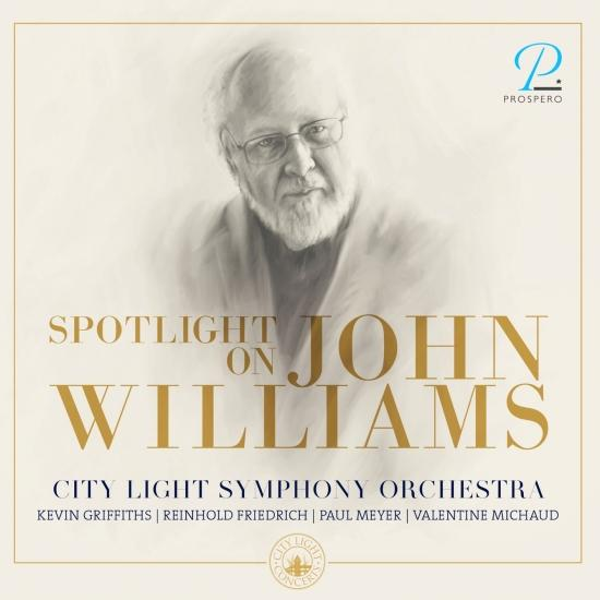 Cover Spotlight On John Williams