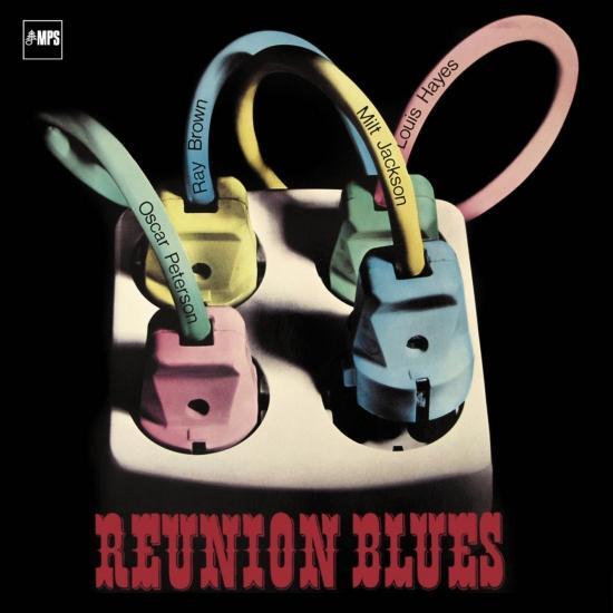 Cover Reunion Blues