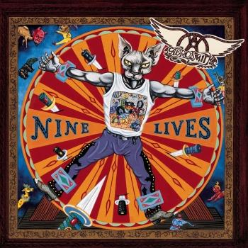 Cover Nine Lives (Remastered)