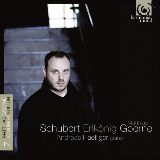 Cover Schubert: Erlkönig