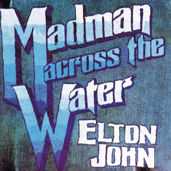 Cover Madman Across The Water