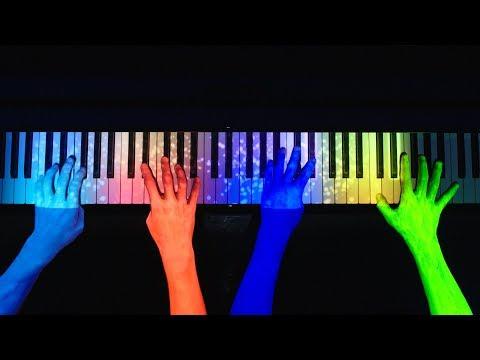 Video KENBANDANSHI - The Future of Piano (Video)