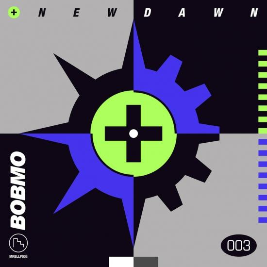 Cover New Dawn