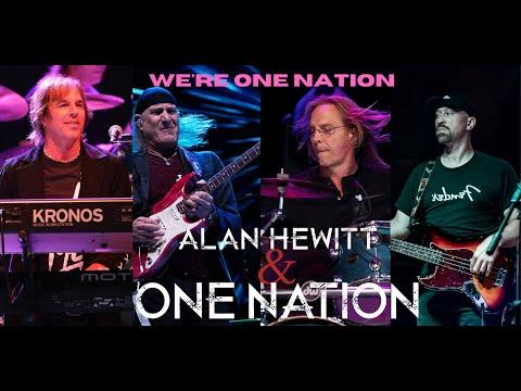 Video Alan Hewitt & One Nation - 2021