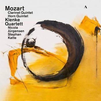Cover Mozart: Chamber Works