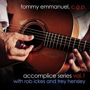 Cover Accomplice Series, Vol. 1 (with Rob Ickes and Trey Hensley)