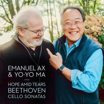 Cover Hope Amid Tears - Beethoven: Cello Sonatas