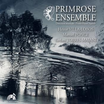 Cover Primrose Ensemble