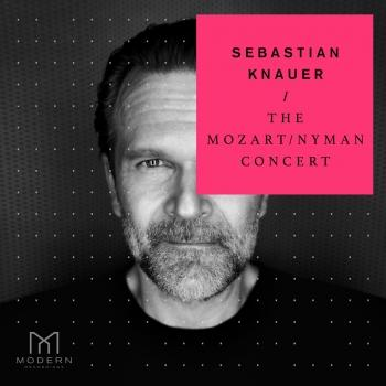 Cover The Mozart / Nyman Concert