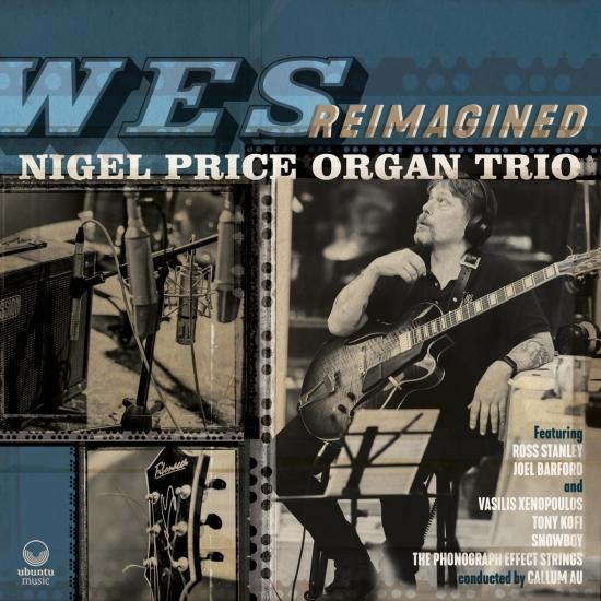 Cover Wes Reimagined