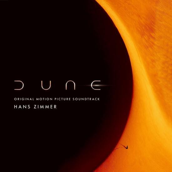 Cover Dune (Original Motion Picture Soundtrack)
