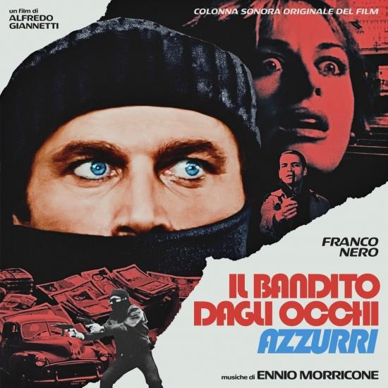 Cover Il bandito dagli occhi azzurri (Original Motion Picture Soundtrack - Remastered 2021)