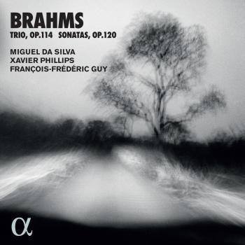 Cover Brahms: Trio, Op. 114 & Sonatas, Op. 120