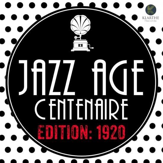 Cover Jazz Age Centenaire (Edition: 1920)