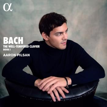 Cover Bach: The Well-Tempered Clavier, Book I, BWV 846-869