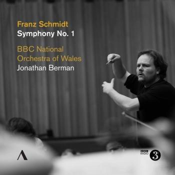 Cover Schmidt: Symphony No. 1 in E Major