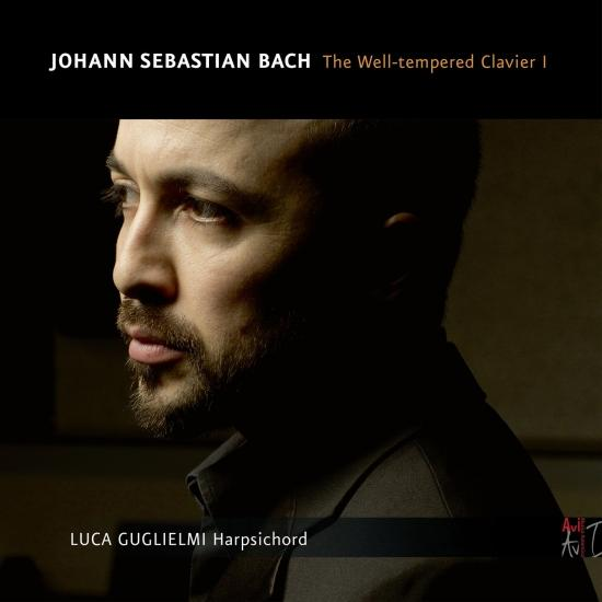 Cover J.S.Bach: The Welltempered Clavier, Book I