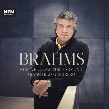 Cover Brahms: Symphony No. 1 & Academic Festival Overture