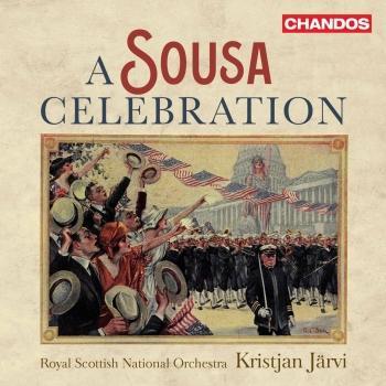 Cover A Sousa Celebration