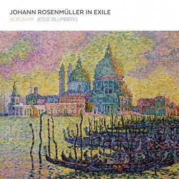 Cover Johann Rosenmüller in Exile