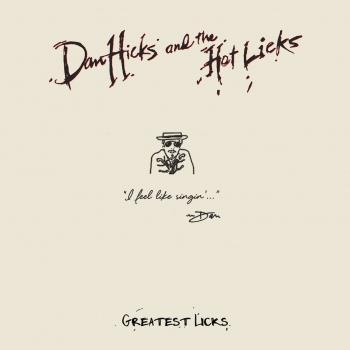 Cover Greatest Licks - I Feel Like Singin'