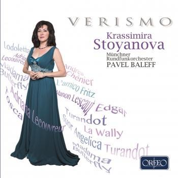 Cover Verismo (Arien von Puccini, Mascagni, Cilea, Catalani und Giordano)