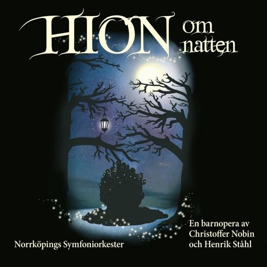 Cover Christoffer Nobin: Hion om natten