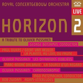 Cover Horizon 2 (A Tribute to Olivier Messiaen) [Live]