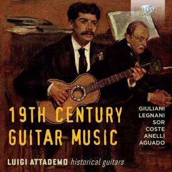 Cover 19th Century Guitar Music