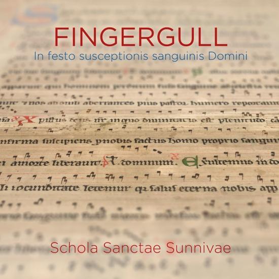 Cover FINGERGULL - In festo susceptionis sanguinis Domini