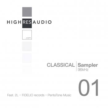 Cover Audiophile Classical Sampler Vol.1 (Compilation)