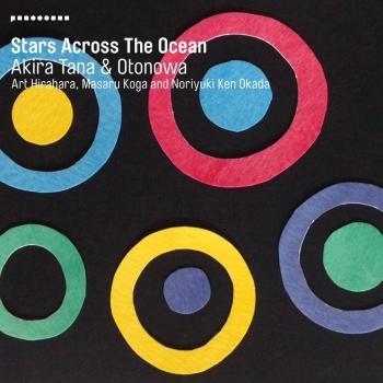 Cover Stars Across the Ocean (feat. Art Hirahara, Masaru Koga & Noriyuki Ken Okada)