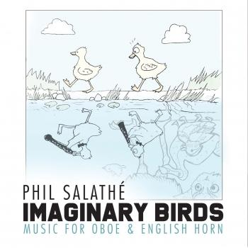 Cover Salathé: Imaginary Birds