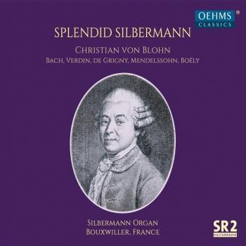 Cover Splendid Silbermann