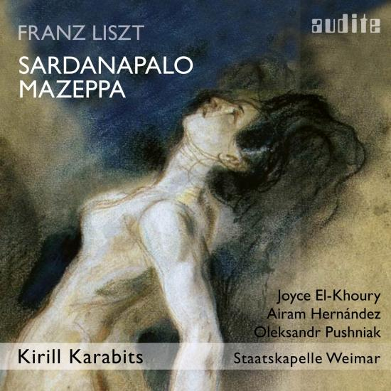 Cover Liszt: Sardanapalo & Mazeppa