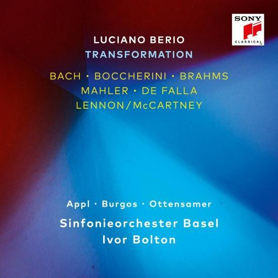 Cover Luciano Berio - Transformation: Bach/de Falla/Boccherini/Mahler/Berio/Lennon/McCartney