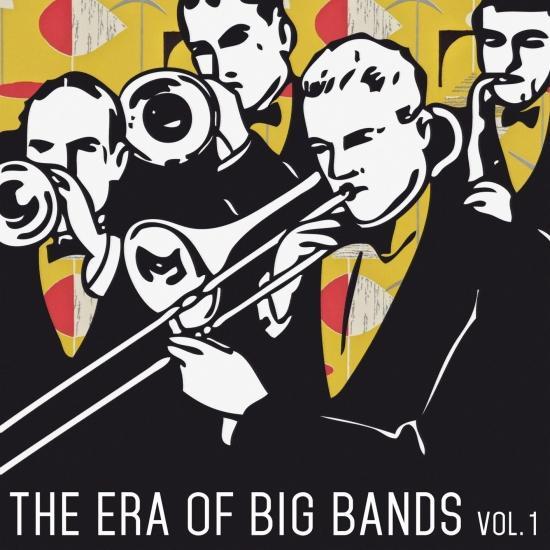 Cover The Era of Big Bands - Vol. 1
