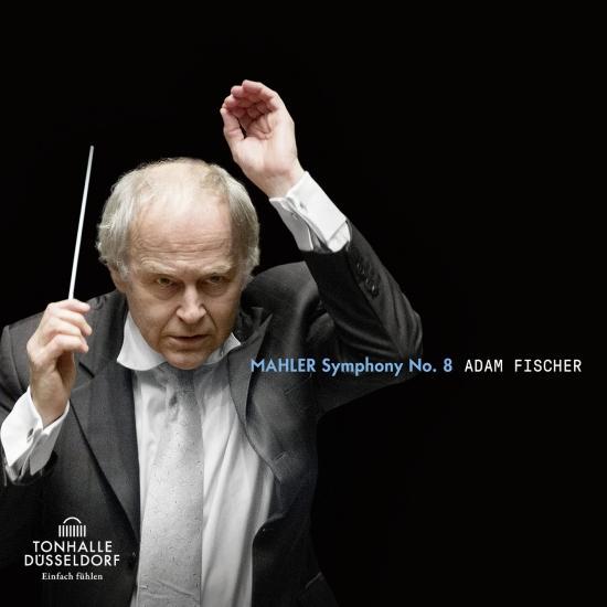 Cover Mahler: Symphonie No. 8