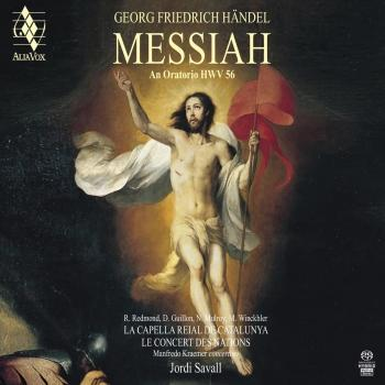 Cover Handel: The Messiah, HWV 56