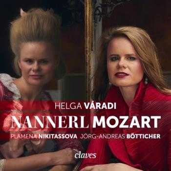 Cover Nannerl Mozart