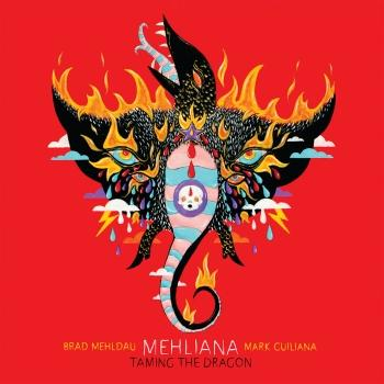 Cover Mehliana: Taming The Dragon