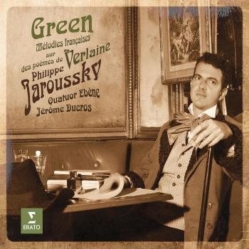 Cover Green - Mélodies françaises